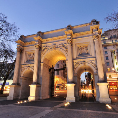 The Leonard Hotel in Marble Arch London